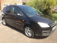Ford Focus c max for sale or swap