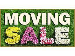 MOVING SALE *ENTIRE HOUSEHOLD MUST GO* GRAB A BARGAIN Hunters Hill Hunters Hill Area Preview