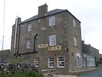 General Assistant wanted for Walkers Hotel in the Yorkshire dales