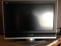 """26"""" PANASONIC LCD TV BUILTIN FREEVIEW HDMI WITH REMOTE CAN DELIVER BARGAIN"""