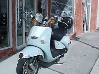 aprila mojito custom 125 2004