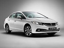 2014 Honda Civic EX One Owner, Back Up Camera and More!
