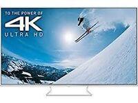 "Panasonic TX-65DX750B 65"" 4K UHD 3D LED Television £950, price is negotiable"