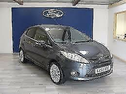 Ford Fiesta 1.4cc Titanium 5 Door Hatch Back