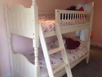 Aspace Jill Bunkbed - Antique White