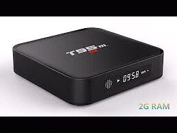 T95m ANDROID TV BOXES FULLY PROGRAMMED  2G 8G BRAND NEW
