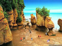 EXPLORE THE HEART OF THE MARITIMES - NOVA SCOTIA & NEW BRUNSWICK