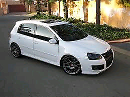 WANTED- VOLKSWAGEN GOLF