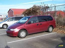 """Honda Odyssey Minivan, Van """"Price drop"""""""
