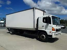 TWO MEN AND LARGE TRUCK FROM $100 PER HOUR PLUS GST Wallsend Newcastle Area Preview