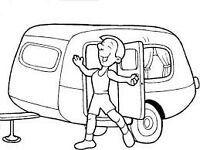 Require cleaner for Travel Trailers. Pays $20/ hour
