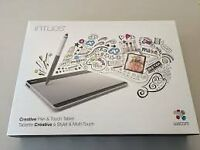 Wacom Intuos Pen & Touch Tablet - As New Mint Condition