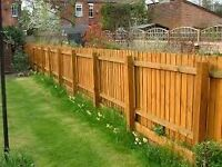 4ft vertical fence boards