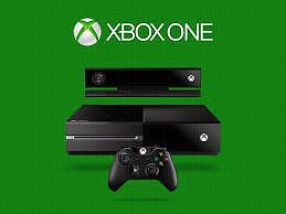Xbox one w/Kinect  (trade for computer)