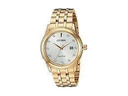 Citizen Mens PAIRS Quartz Stainless Steel Casual Watch, Color  BM7342-50A