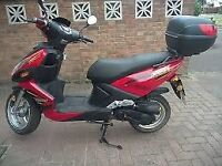 Lifan 49cc Scooter
