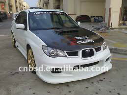 Subaru WRX GD8 2001-2006 body kit on special $129 onward