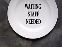Waiting staff
