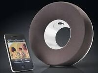 Philps Fidelio Sound Ring Wireless speakers with airplay. Connect with I-PAD, I-PHONE & I-POD