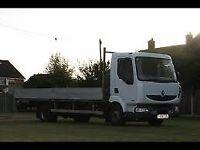 Renault Midlum 7.5ton 53 plate