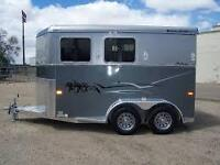 LOOKING FOR - 2 horse bumper pull trailer