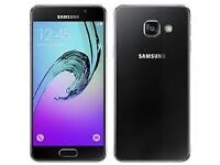 Samsung galaxy a36 2016 unlocked to all networks great condition