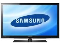 """42""""samsung tv £130,the price is negotiable,need quick sale."""