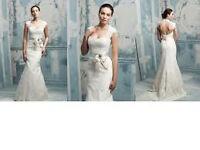 Paloma Blanca 4105 wedding dress