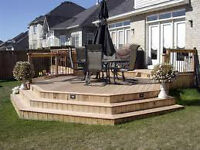 DO YOU NEED A NEW FENCE OR DECK?