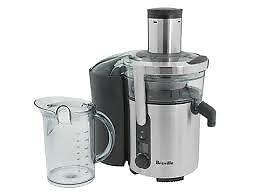 Breville 'The Juice Fountain' Multi-speed juicer.  New!