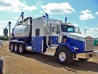 Wanted - New or newer Tridrive Tornado or Foremost Hydrovacs