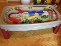 Step2 Train Table RPG £100