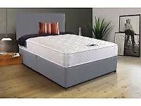 Divan 5ft King Size Beds Optional