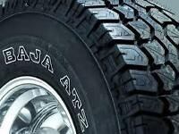 Mickey Thompson Tires and Rims Derand