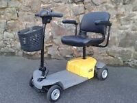 mobility scooter car boot type, brand new unused wth manufacturers warranty (12 months)