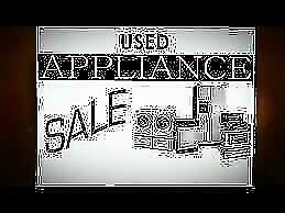 Used Appliance Sale!  -  WASHERS DRYERS FRIDGES STOVES  -  Fully Reconditioned  -  with Warranty