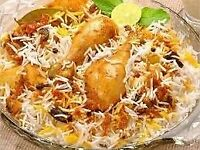 Asian Cooked Food Waiting For Your Order (Tiffin Halal&Vegeterian food)