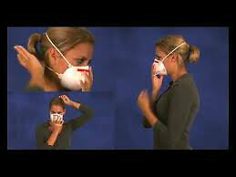 Mask Fit testing for N95.