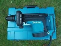 new makita hm 1213c demolision hammer 240v