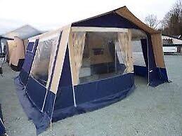 Triango Trailer Tent - 4 Berth