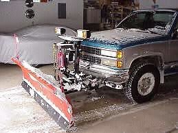 WANTED!  ELECTRIC Plow for an 88-98 Chevy 1500