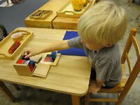 Montessori Teacher looking for Full time & Live out nanny position in north London area