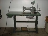 WANTED, industrial sewing machine