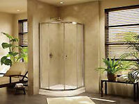 shower doors brand new in box 36x36