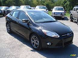 Looking for 2013 tux black ford focus