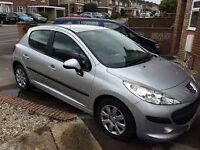 PEUGEOT 2008 -MODEL 207, VERY LOW MILEAGE