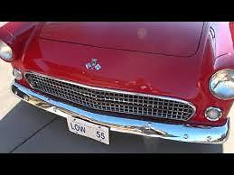Restored Modified 1955 Ford Thunderbird For Sale