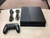 Sony PS4 500GB Black