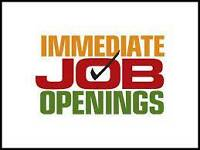 Out of Work?! WE HAVE OPENINGS