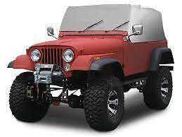 Bestop Jeep Trail Cover 1976-2015 Wranglers@OFFROADADDICTION London Ontario image 1